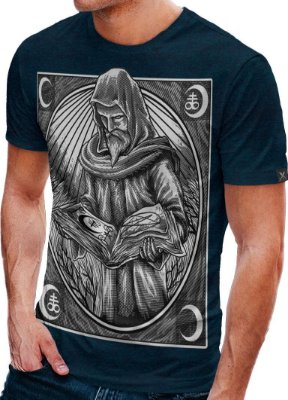 Camiseta Printfull  The Wizard - masculina