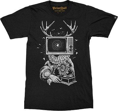 Camiseta Printfull Galaxy Queen