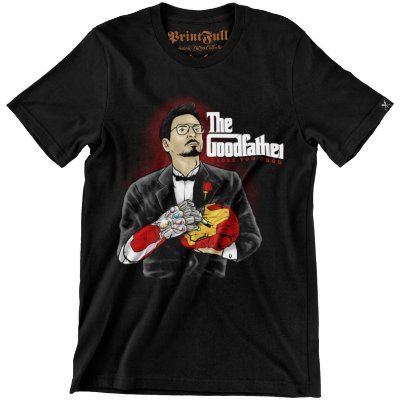 Camiseta Printfull The Goodfather