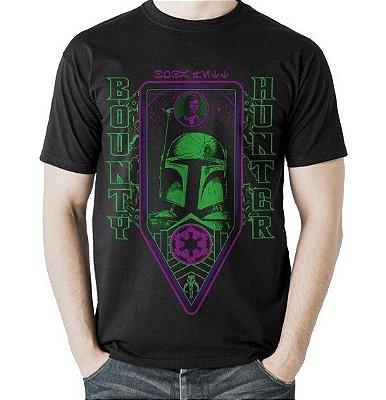 Camiseta Printfull Bounty Hunter
