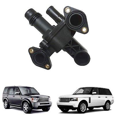 Carcaça Válvula Termostatica Land Rover Discovery 2.7 3.0 V6