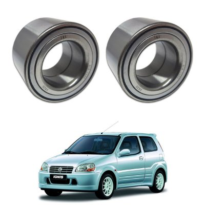 Par Rolamento Roda Dianteira Suzuki Ignis 1.3 2001 A 2008