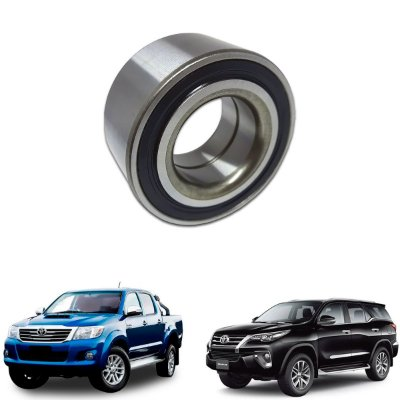 Rolamento Roda Traseira Toyota Hilux Sw4 2016 A 2021 C/abs // Toyota Hilux 2009 A 2015 C/abs