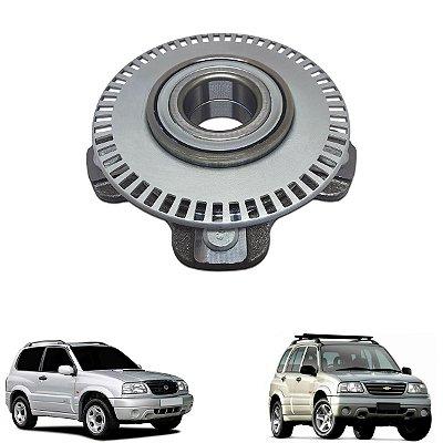 Cubo Roda Dianteira Gm Tracker 1.6 2.0 4x4 2001 A 2009 C/ab // Suzuki Vitara Grand Vitara 4x4 2001/2007