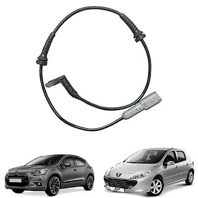 Sensor Freio Abs Dianteiro Citroen C4 Lounge Pallas Ds4 Ds5 // Peugeot 307 308 408 3008 5008