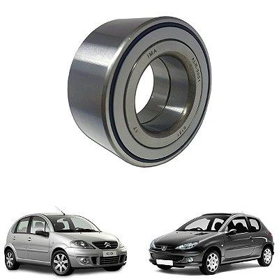 Rolamento Roda Dianteira Peugeot106 206 207 Citroen C3 S/abs