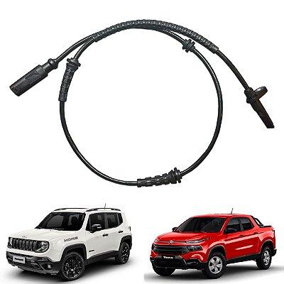 Sensor Freio Abs Dianteiro Fiat Toro Jeep Renegade 52027751