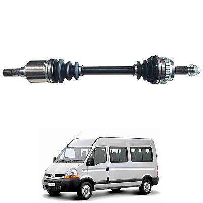 Semieixo Renault Master 2.5 16v 2012 A 2013 L Esquerdo 28x39
