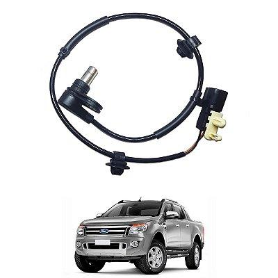 Sensor Abs Traseiro Direito Ford Ranger 2.2 2.5 3.2 2013/...