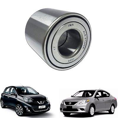 Rolamento Roda Traseira Renault Fluence 1.6 / 2.0 2011/.. // Nissan Versa March 1.6 16v Todos