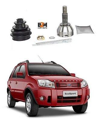Junta Homocinetica Ford Ecosport Lxt 2.0 4x2  Focus 1.6 1.8 2.0 25x23 Dentes