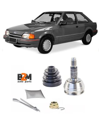 Junta Homocinetica Ford Escort Europeu 1.6 92a96 30x25 Dentes