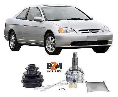 Junta Homocinetica Honda Civic 1.7 16v 02 A 06  C/abs 26x23