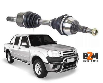 Semieixo Ford Ranger 2.8/3.0 4x4 2005 A 2012 Lado Esquerdo