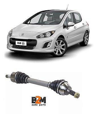 Semieixo Peugeot 308 408 1.6 2.0 12/.. Manual Lado Esquerdo