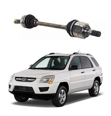 Semieixo Kia Sportage 2.0 16v 05/09 // Hyundai I30 2.0 Tucson 2.0 Manual Lado Esquerdo