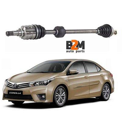 Semieixo Toyota Corolla 2.0 14/.. Autom Lado Direito 26x20