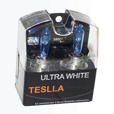 Kit Par Lampada Super Branca H15 55/15w 12volts