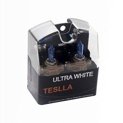 Kit Par Lampada Super Branca H16 24 Whats 12volts