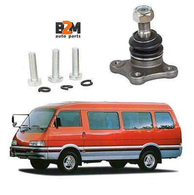 Pivo Inferior Suspensao Asia Motors Topic 2.7 95/99 // Kia Besta 2.3/2.7 93/98 Bongo K2400 // Mazda E2000 E2200 Sr1 Sr2 84/..