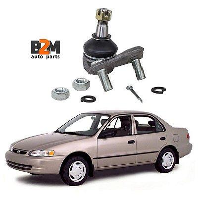 Pivo Inferior Suspensao Toyota Corolla 1.6 1.8 93/02 15mm