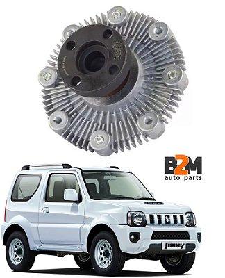 Polia Embreagem Viscosa Suzuki Jimny 1.3 Sidekick Vitara 1.6