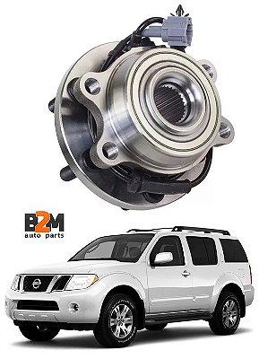 Cubo Roda Dianteira Nissan Pathfinder 4x4 05/12 C/abs