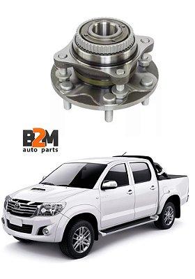 Cubo Roda Dianteira Toyota Hilux 4x2 2005 A 2015 C/abs