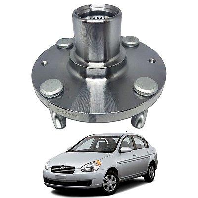 Cubo Roda Dianteira  Hyundai Accent 1.5 1994 A 2001