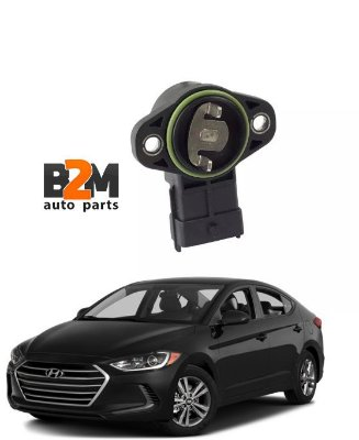 Sensor Borboleta Hyundai I30 2.0 16v Elantra 2.0 16v