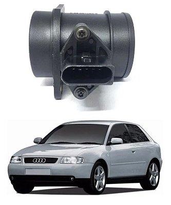 Sensor Fluxo Ar Audi A3 A4 A6 1.8 Turbo Vw Bora Golf Passat