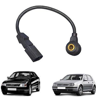 Sensor Detonação Audi A3 1.8 Vw Golf 1.6 Aspirado