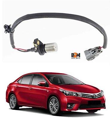 Sensor Rotação Toyota Corolla 1.8 16v 09/.. 029600-0755