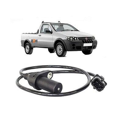 Sensor Rotação Fiat Strada Siena Doblo Palio 1.0 1.3 Fire
