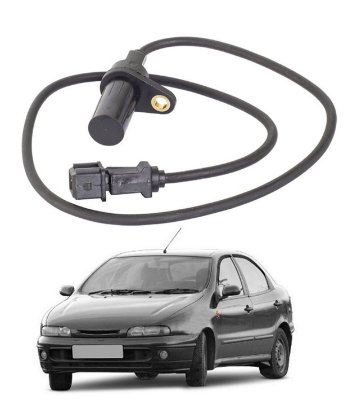 Sensor Rotação Fiat Brava Doblo Marea Palio Strada 1.6 16v