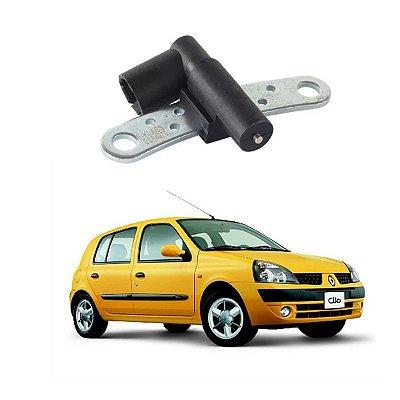 Sensor Rotação Renault Clio Scenic Kangoo C/saida Esquerdo