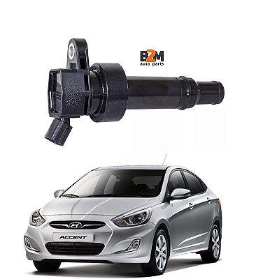 Bobina Ignição Hyundai Accent Veloster Ix35 I30 Kia Soul Sportage