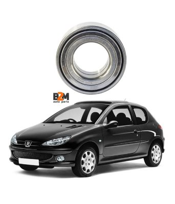 Rolamento Roda Dianteira 206 207 306 Partner 1.6 16v S/abs