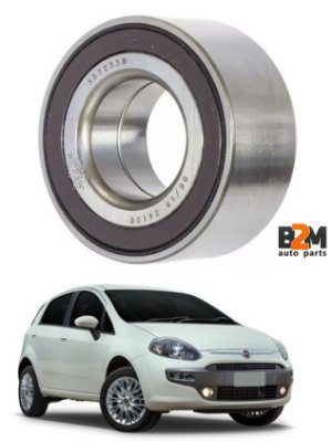 Rolamento Roda Dianteira Fiat Punto 1.4 8/16v 07/.. C/abs