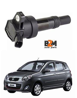 Bobina Ignição Kia Picanto 1.0 3cc Hyundai Hb20 1.0 3cc 13/.