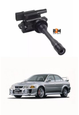 Bobina Ignição Mitsubishi Tr4 Lancer Galant Eclipse Md362907
