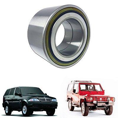 Rolamento Roda Traseira Jpx Montez 1.9 Diesel 1994 A 2001