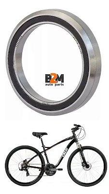 Rolamento Caixa Direcao P/ Bicicleta  30x41x6,5 - 45º/45º