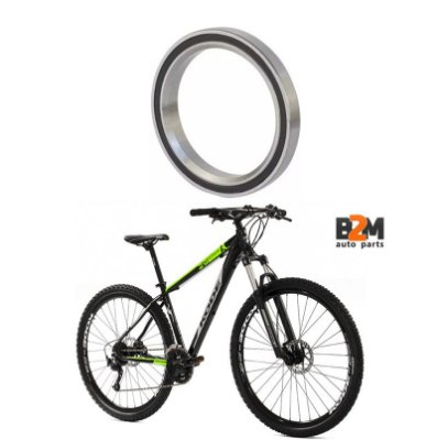 Rolamento Caixa Direcao P/ Bicicleta  40x52x7 - 45º/45º