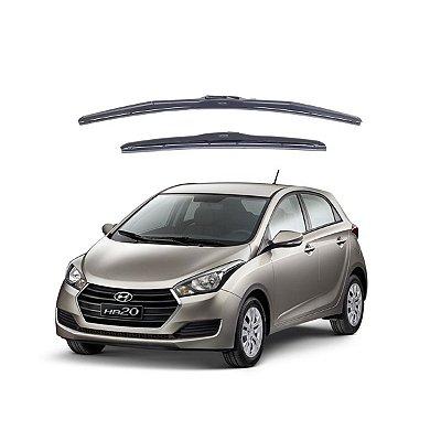 Palheta Slim Limpador Parabrisa Hyundai Hb20 2013 A 2018