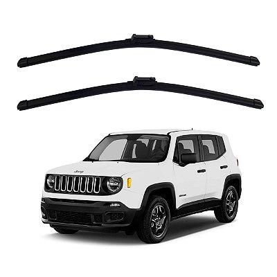 Palheta Slim Limpador Parabrisa Jeep Renegade 2015