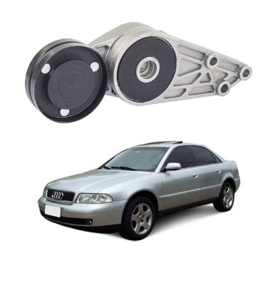 Tensor Alternador Audi A4 1.8 1.8t 20v 1995 A 2008