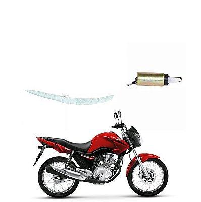 Bomba Combustivel Honda Cg 150 Titan Mix 10/.. Flex