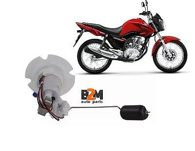 Bomba Combustivel Completa Honda Cg150 Titan Mix 09/..
