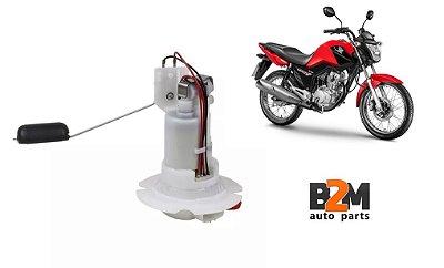 Bomba Combustivel Completa Honda Cg150 Fan 09/.. Gasolina